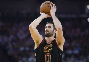 Kevin Love Wants Larry Drew To Be The Cavaliers Coach