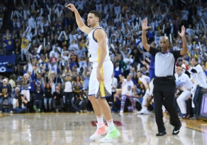 Klay Thompson Is The NBA's Most Dangerous Player In Transition