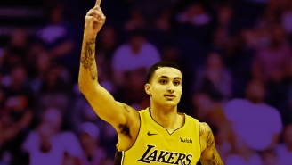 Kyle Kuzma's Mom Is Leading The Charge For His 2018 All-Star Game Bid