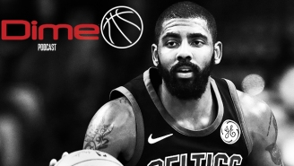 The Dime Podcast Ep. 15: Chris Herring Talks Kyrie Irving, Jimmy Butler And Tales From The Knicks Beat