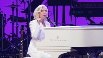 Lady Gaga Sings An Emotional Ode To Her Aunt With A New Piano Version Of 'Joanne'
