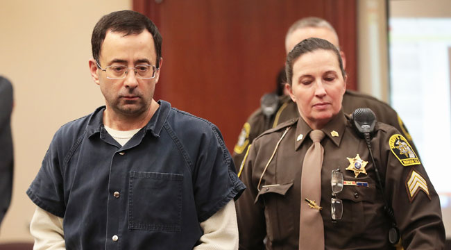 Larry Nassar Abused Dozens Of Additional Victims During Slow