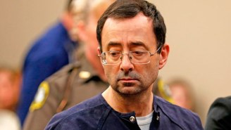 Report: U.S. Olympic Officials Didn't Act On Larry Nassar Allegations A Year Before They Were Made Public