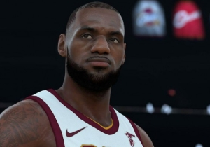 'NBA 2K18' Was The Best-Selling Sports Game Of 2017