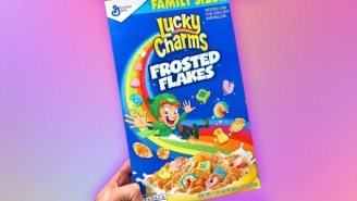 General Mills Gets Perfectly Petty With 'Lucky Charms Frosted Flakes'