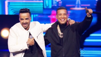 Luis Fonsi And Daddy Yankee's Provocative 'Despacito' Didn't Need Justin Bieber To Wow The Grammys