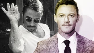 Of All The Reviews Of Salt Bae's Restaurant, Actor Luke Evans Might Have The Best Take