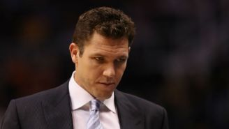 Lakers Owner Jeanie Buss Again Tweeted Out Her Support For Luke Walton