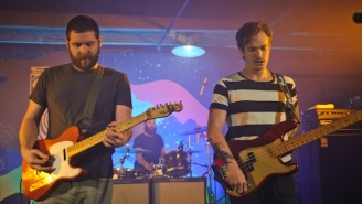 Manchester Orchestra Share A Dynamic Live Performance Video Of The Anthemic 'The Gold'