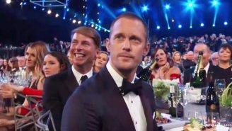 No One Loved Alexander Skarsgard's 'Big Little Lies' SAG Awards Win More Than Jack McBrayer