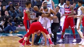 Michael Carter-Williams And Tim Frazier Were Ejected In The Latest NBA Fight