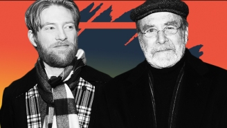We Met Domhnall Gleeson And Martin Mull At Sundance And A Good Time Was Had