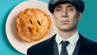 Celebrate The Return Of 'Peaky Blinders' By Making Our Steak & Ale Pie