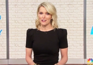 Whoops, NBC Had Planned On Megyn Kelly Being The Face Of Election Night Coverage Before Her Exit