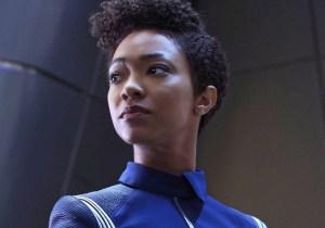 'Star Trek: Discovery' Rules This Week's Geeky TV