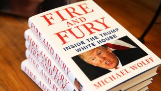 Michael Wolff's Publisher Refuses To Be Intimidated By Trump: 'We Cannot Stand SIlent'