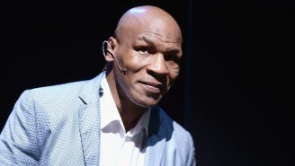 Mike Tyson Is Pitching A 'Curb Your Enthusiasm'-Esque TV Show About His Marijuana Ranch