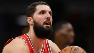 The Bulls Reported Trade Sending Nikola Mirotic To The Pelicans Has 'Fallen Apart'
