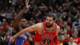 The Pistons Are The Latest Team To Join The Nikola Mirotic Trade Sweepstakes