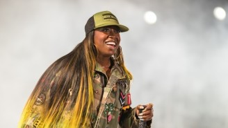 Missy Elliott Makes History As The First Female Rapper Inducted Into The Songwriters Hall Of Fame