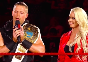 The Miz And Maryse 'Total Divas' Spinoff Series Is Real, And It's Spectacular
