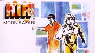 Happy 20th Birthday To Air's 'Moon Safari,' One Of The Best Albums Of The '90s