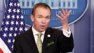 Trump's Military Parade Could Cost Between $10 And $30 Million, According To Budget Director Mulvaney