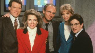 'Murphy Brown' Is Returning, Two Decades After It Left The Air