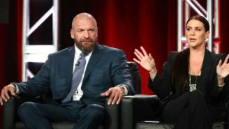 Triple H And Stephanie McMahon Discussed Daniel Bryan, Rich Swann, And Donald Trump At TCA