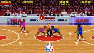 'NBA Jam' Could Be Returning For Its 25th Anniversary Thanks To Its Iconic Announcer