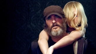 'You Were Never Really Here' Is Like A Cool Music Video About Hammer Murder
