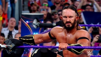Former WWE Cruiserweight Champion Neville Is Reportedly 'Off The Grid'