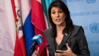 Nikki Haley Calls Rumors Of An Affair With Donald Trump 'Disgusting'