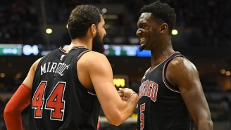 Nikola Mirotic Still Wants A Trade Despite The Bulls' Resurgence