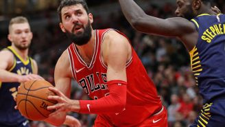 Utah Could Be A Landing Spot For Bulls Forward Nikola Mirotic In A Trade
