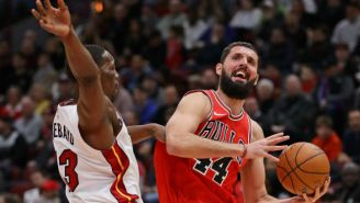 Nikola Mirotic Is Using Trade Rumors As Motivation To Up His Game