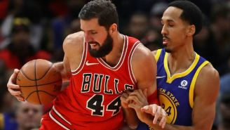 The Bulls Will Keep Nikola Mirotic On The Sidelines While They Try To Trade Him