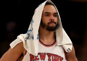 The Knicks Have Finally Waived Joakim Noah