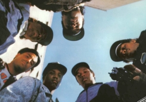 Somebody Is Illegally Broadcasting NWA's 'F-ck Tha Police' On Police Radio Frequencies