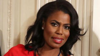 Omarosa May Have Secretly Taped Conversations Inside The White House