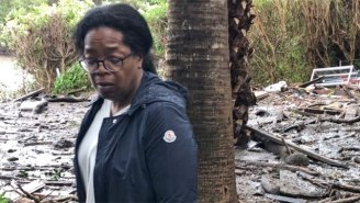 Oprah And Ellen Share Footage Of The Catastrophic Damage Caused By The California Mudslides In Their Neighborhoods