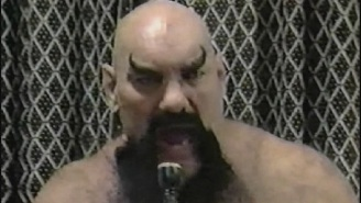 Remembering The Time Terrifying Pro Wrestling Legend Ox Baker Was On 'The Price Is Right'