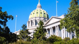The Pennsylvania State Senate Is Refusing To Redraw Its Gerrymandered Maps