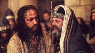 Jim Caviezel Promises Mel Gibson's 'Passion Of The Christ 2' Will Be The 'Biggest Film In History'