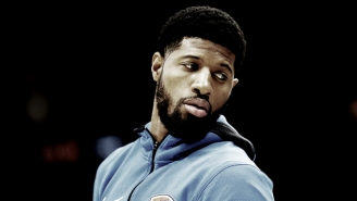 Paul George Explains Why He Doesn't Think Ejections Should Be Allowed In The NBA