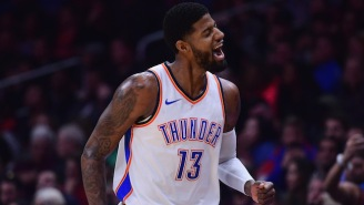 Paul George Will Replace DeMarcus Cousins In The 2018 NBA All-Star Game