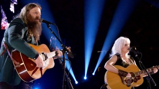 Chris Stapleton And Emmylou Harris Honored Tom Petty At The Grammys With 'Wildflowers'