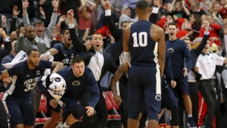 Penn State Stunned Ohio State In College Basketball's Craziest Finish Of The Year