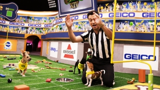The 'Puppy Bowl' Ref Shares Behind The Scenes Stories Of Dog Adoption