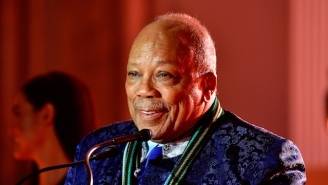 Quincy Jones Issued An Apology For His 'Silly' Recent Statements After A Family Intervention